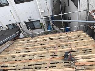 屋根リフォーム工事