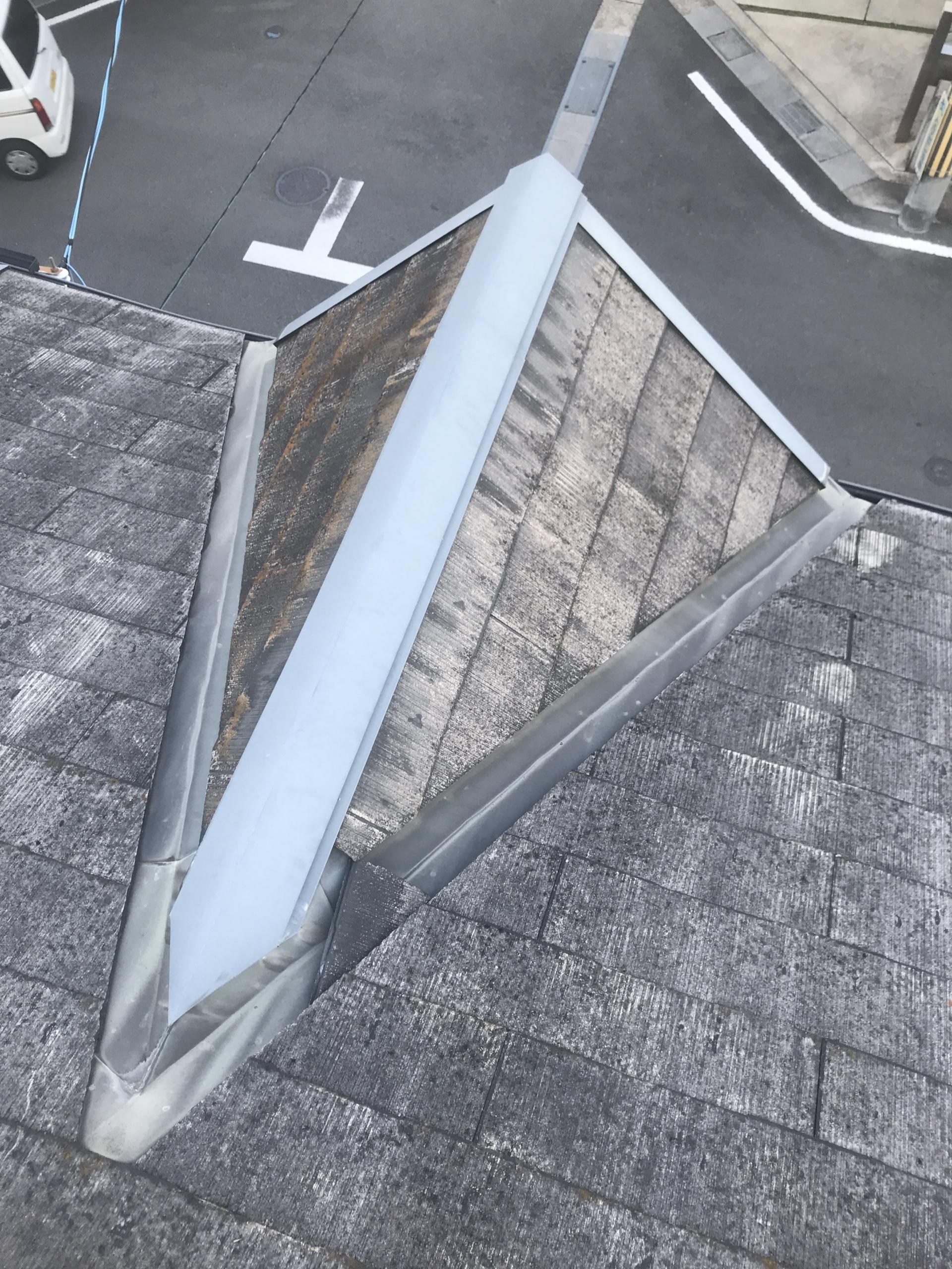 ドーマー屋根からアングル