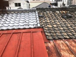 城陽市屋根修繕