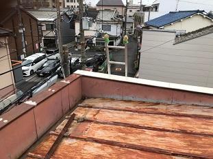 城陽市板金修理