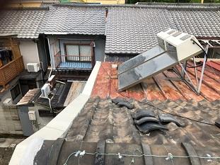 城陽市屋根修理
