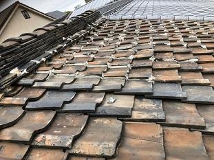 京田辺市屋根修繕