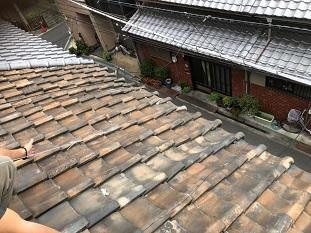 京田辺市屋根修理