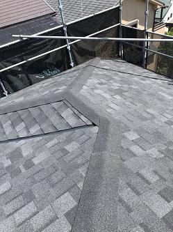 リッジウェイ 屋根材