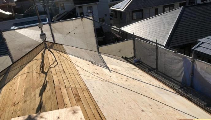 野地板構造用合板