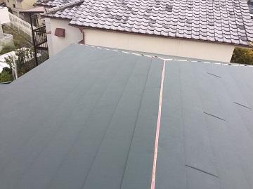 ガルテクト 屋根