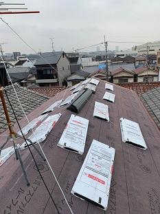 シングル屋根材