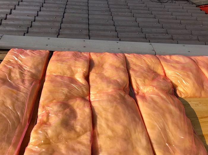 屋根剤断熱材