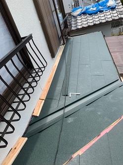 屋根 ガルテクト