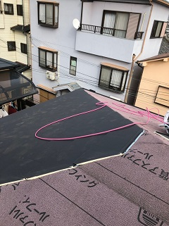 軽量屋根ガルバリウム