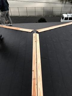 金属屋根スーパーガルテクト