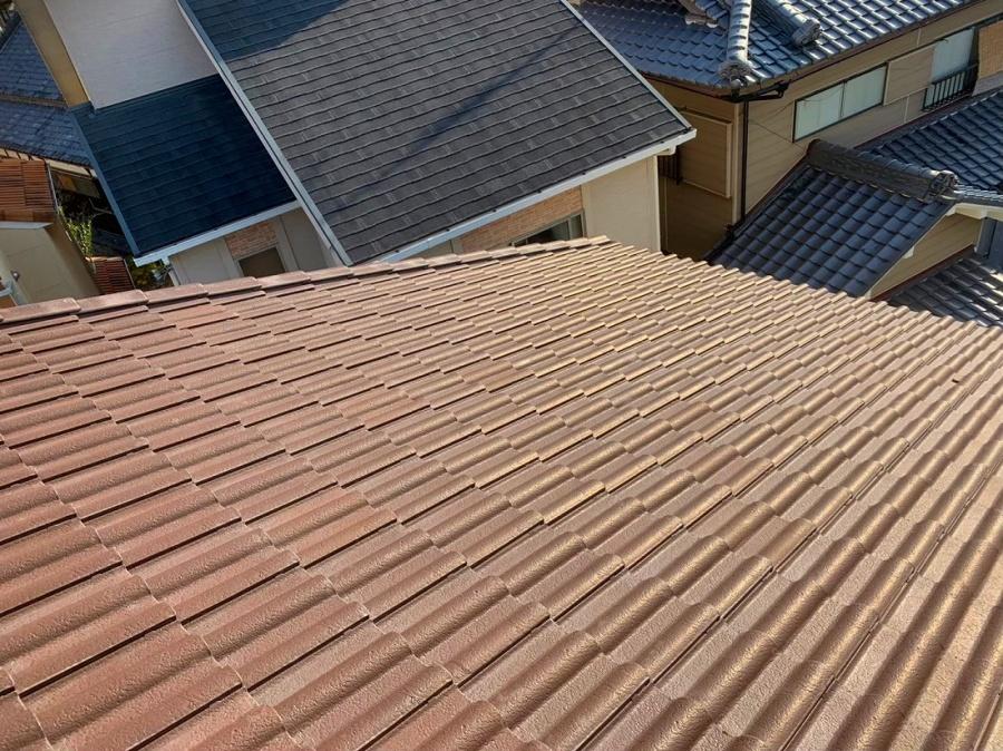 アルペン30の屋根