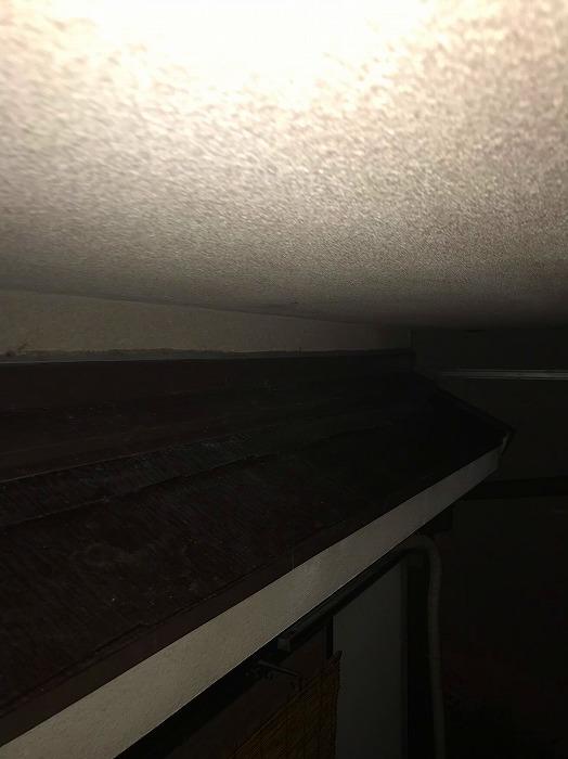 小屋根カラーベスト葺き