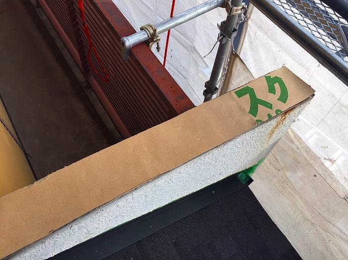 笠木板金防水紙