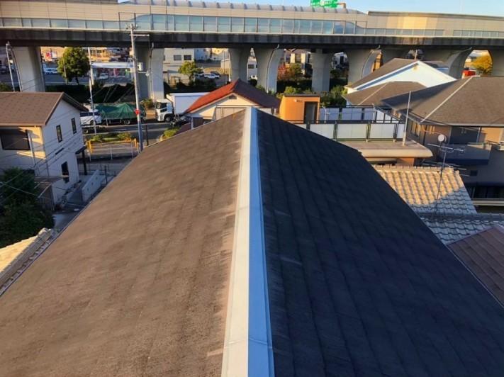 カラーベスト屋根の無料点検
